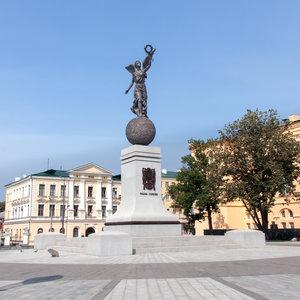 Сотня капканов в центре города. В Харькове прошел протест: фото