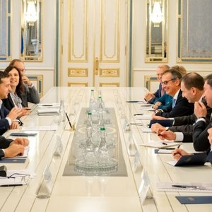 Зеленский ожидает более 1 млрд евро инвестиций от ЕБРР ежегодно