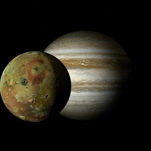 Крупнейший вулкан спутника Юпитера готовится к извержению: фото
